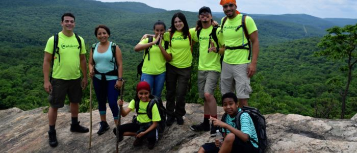 Outdoor Promise explores Harriman State Park