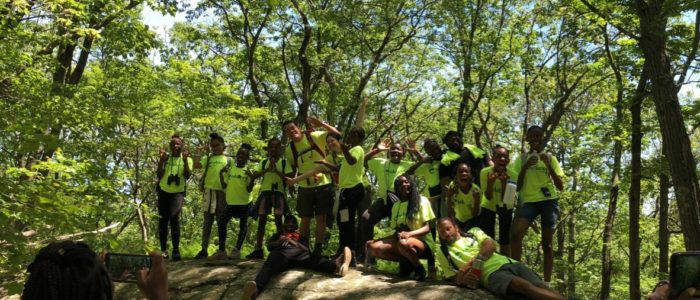 Outdoor Promise explores the trails of Harriman State Park