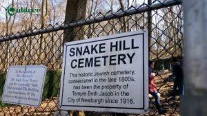 Genie Abrams - Snake Hill Cemetery Newburgh NY