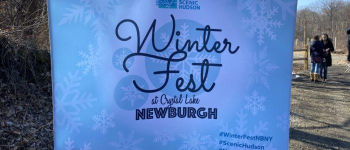 Winter Fest 2020 at Crystal Lake Newburgh