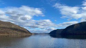 Bannerman Castle Paddling the Hudson River